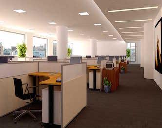 Led verlichting voor kantoren - LedsGoGreener